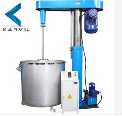 élévateur hydraulique machine de se disperser un liquide dans les revêtements et de pigments