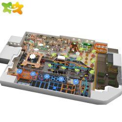 заводская цена игровая площадка и увеселительный парк батут игровой площадкой для установки внутри помещений оборудование для продажи