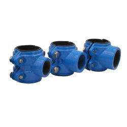 Anticorrosión de alta calidad del agua del tubo de sillín abrazadera de la reparación de separación