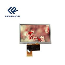 TFT 5 дюймовый дисковод DVD плеер дисплей с сенсорным экраном RG050DBD-04R