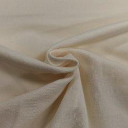 솔리드 4 방향 스트레칭 95% 폴리에스테르 5% 스판덱스 티 스트레칭 단일 저지 땀 배출 이중 면 브러시 처리된 섬유 니트 소재 티셔츠 패브릭
