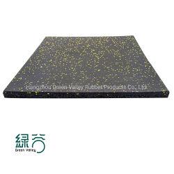 10mm 20mm het EPDM Gekleurde Rubber 30mm Van uitstekende kwaliteit van de Gymnastiek van de Mat van de Vloer