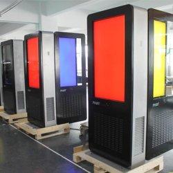 Telas de toque Digital Signage Publicidade Shopping quiosque da tela de toque do equipamento de Publicidade