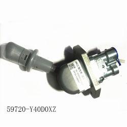 Оригинал и High-Quality JAC для тяжелых условий эксплуатации погрузчика запасные части ручного тормоза воздушный клапан 59720-Y40d0xz