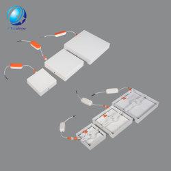35W LED 표면 장착형 조명 매입형 사각 램프용 핫 셀링 SMD LED 패널 표시등
