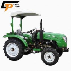 China madera Agrícola Comercial Chipper la Ty 284 28Cv 4X4 4 WD Europard 4X4 254 Garden Tractor Precio
