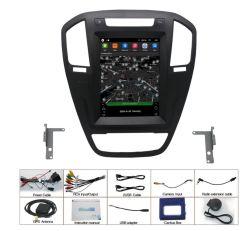 9,7 pulgadas de pantalla táctil de Automoción GPS 2 DIN SWC para Buick Regal 2009-2013