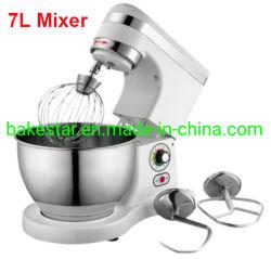 B7 متعددة الوظائف 5 7 لترات المطبخ حامل كهربائي خلاط الطعام حامل مطبخ قطعة واحدة مجموعة واحدة تدور مع قاعدة ميكسرز طعام الحوض