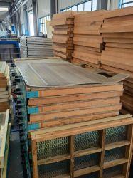 Setaccio per riso CLJ telaio per schermo in legno Mmjx160X4