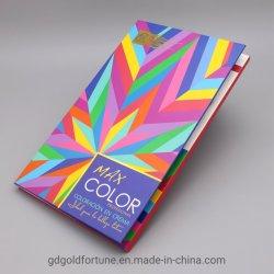 Het professionele Boek van het Monster van de Kleur van het Haar voor het Gebruik van de Salon van het Haar