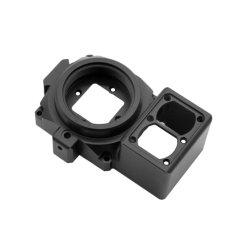 사용자 정의 CNC 알루미늄 파트 기계 가공 CNC 기계 가공 알루미늄 파트 블랙 ANODIZE CNC 기계 가공 플라스틱 금형 자동 예비 부품