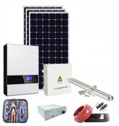 10kw van Systeem van de Opslag van de Reeks van het Net het Volledige Zonne voor Huis of de Commerciële Gemakkelijke Installatie van het Gebruik