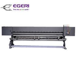 Plotter Solvente ecológico máquina de impressão 3.2 Mter Vinil Digital Impressora 1,6 metros de papel de parede de Jacto de Tinta Impressora 60 70 125 Polegadas Impressora Digital de Grande Formato
