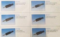 موصل كبل الصوت/الصوت والصورة، قابس أحادي، مقبس استريو، محول RCA