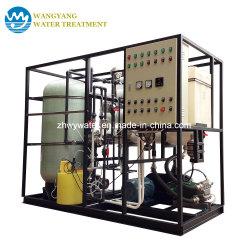 Популярные водоочиститель оборудования для фильтрации морской воды в