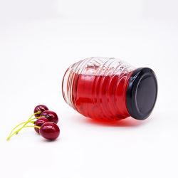 30ml-1000ml vide rond en verre hermétiques bourrage alimentaire Pickle Pot de rangement avec patte Cap