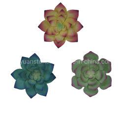 Pared artesanales de Artesanía de la flor de metal para la decoración del hogar