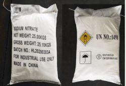 Nitrato de sódio pérolas de vidro para utilização como agente Defoaming