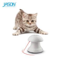 La nueva mascota de alta calidad de rodadura de luz LED Flash Teaser juguete bola