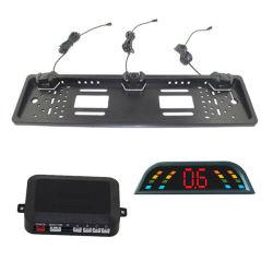 Заднего хода Non-Perforated Backup радар детектор автомобильный камера парковочный датчик системы