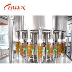 De automatische Roterende Machine van het Flessenvullen van de Plantaardige olie van het Type