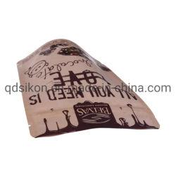Stand-up reciclado de bolsas de plástico envases compuestos bolsa con cremallera