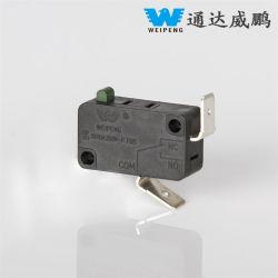 Kw3 van het Micro- van Oz Micro- van de Verwarmer Water van de Schakelaar Schakelaar 90 van de Eind Micro- van de Grens Graden Schakelaar