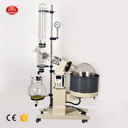 20L Lab вакуумной дистилляции роторного испарителя с вакуумного насоса