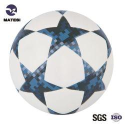 Los deportes de equipo personalizado Material balones de cuero de PU