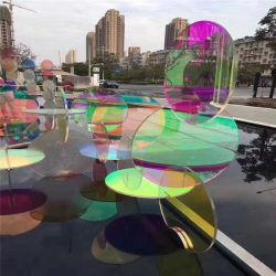 Farbe/Entwurf/Kunst/dekoratives/Dichoric/Dechoric Glas für Wand-Partitionen