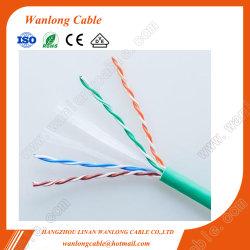 Commerce de gros câble Ethernet CAT6, le coût élevé de performances CAT6 UTP/FTP Câble LAN