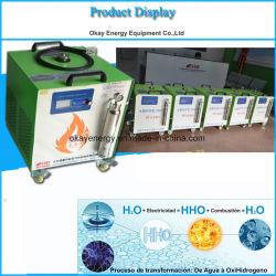 용접을%s 220V Hho 발전기 높은 순수성 산소 수소 발전기