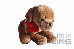 Bambole farcite animale molle eccellente del cane di giocattoli della peluche