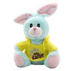Soft farci Lapin de Pâques avec Hoodie Cadeaux de Pâques pour les enfants