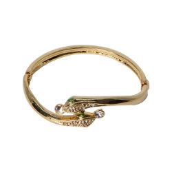 Heißes Produkt-Gold überzogenes Form-Armband für Partei