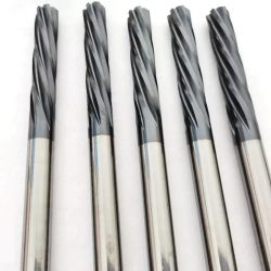 Alésoir de carbure de tungstène d'aléser des semoirs pour le forage de métal
