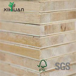 Barato preço Cliente Blockboard 3 camadas de design de mobiliário de alta qualidade Grau de compensado de madeira