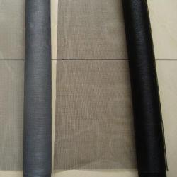 16X16 Mesh, schwarze oder graue Glasfaser-Fensterscheibe
