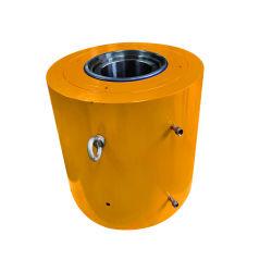 Commerce de gros creux à usage intensif à action double cylindre hydraulique de la béquille pour expédier l'ingénierie