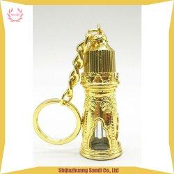 Médio Oriente árabe Dubai Islamic Perfume frasco conta-gotas de óleo