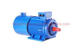 Yvf de alta potencia de la Serie 100% de núcleo de cobre de frecuencia variable de la bobina de inducción AC Trifásica Motor eléctrico motor de China fabrica
