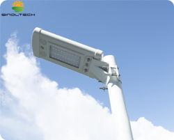 街灯(ELITE-010)のための1つの太陽街灯Lampadiare Solaireのエリートシリーズ10W LEDすべて