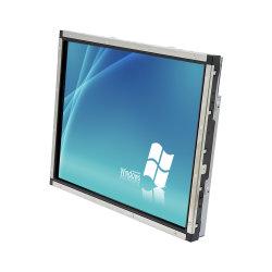 monitor de ecrã táctil de 17 polegadas com ecrã táctil de infravermelhos à prova de água