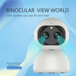 Segurança inteligente de alta definição câmara Mini câmara WiFi em casa de vigilância CCTV piscina indoor use