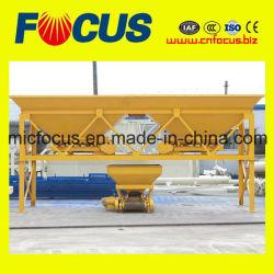 Planta de procesamiento por lotes de cemento de hormigón /Batcher agregado PLD800 con buen precio.