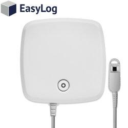 Registratore senza fili del registratore automatico di temperatura di WiFi e di dati di umidità con l'allarme