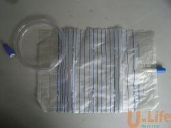 Sac de drainage de l'urine médicaux jetables pour Adulte