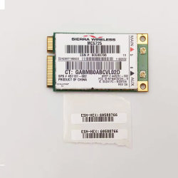 Sku1100602の山脈無線Mc5725小型PCI CDMA EVDO Qualcomm 3G Rev.のモジュール