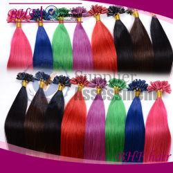 Лак для ногтей волос продление Starands 0.5g/U-Tip человеческого волоса продление Fusion Prebond Кератин волос 100ветви/много № 1 Индийского Virgin волос