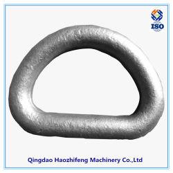 Fechaduras forjadas de aço carbono de alta qualidade D Anel